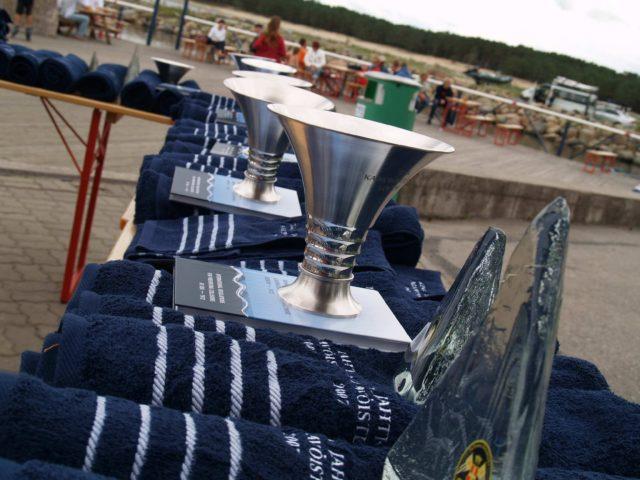 Tallinna Jahtklubi karikavõistluste auhinnad