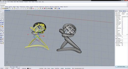 Kujundustööd 3D tarkvaraga