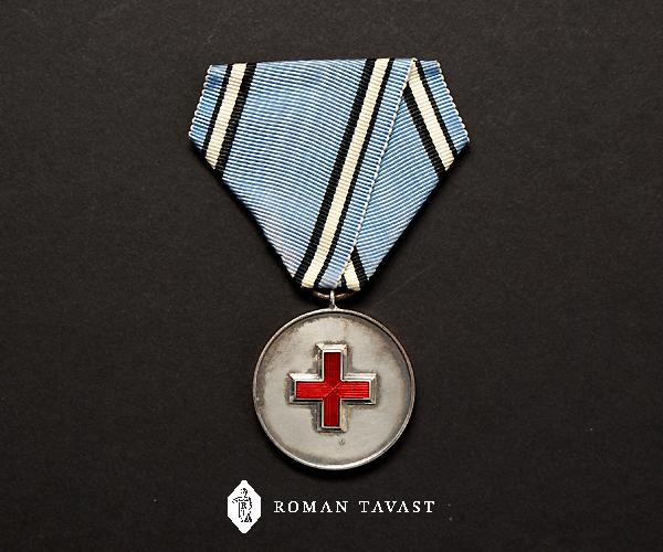 Eesti Punase Risti mälestusmärgi III järgu avers