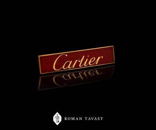 Rinnamärk Cartier