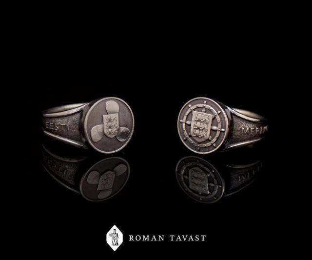 Sõrmused Eesti Merekoolile