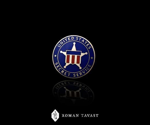 Значок US Secret Service