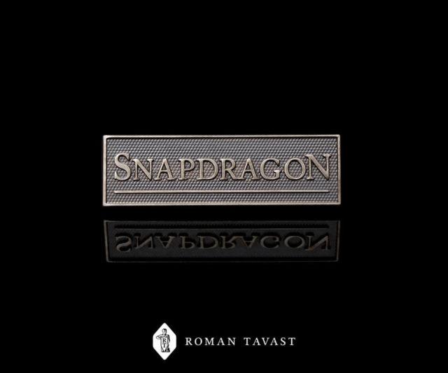 3839afba856 Rinnamärgid Londoni ürituskorralduse firmale Snapdragon