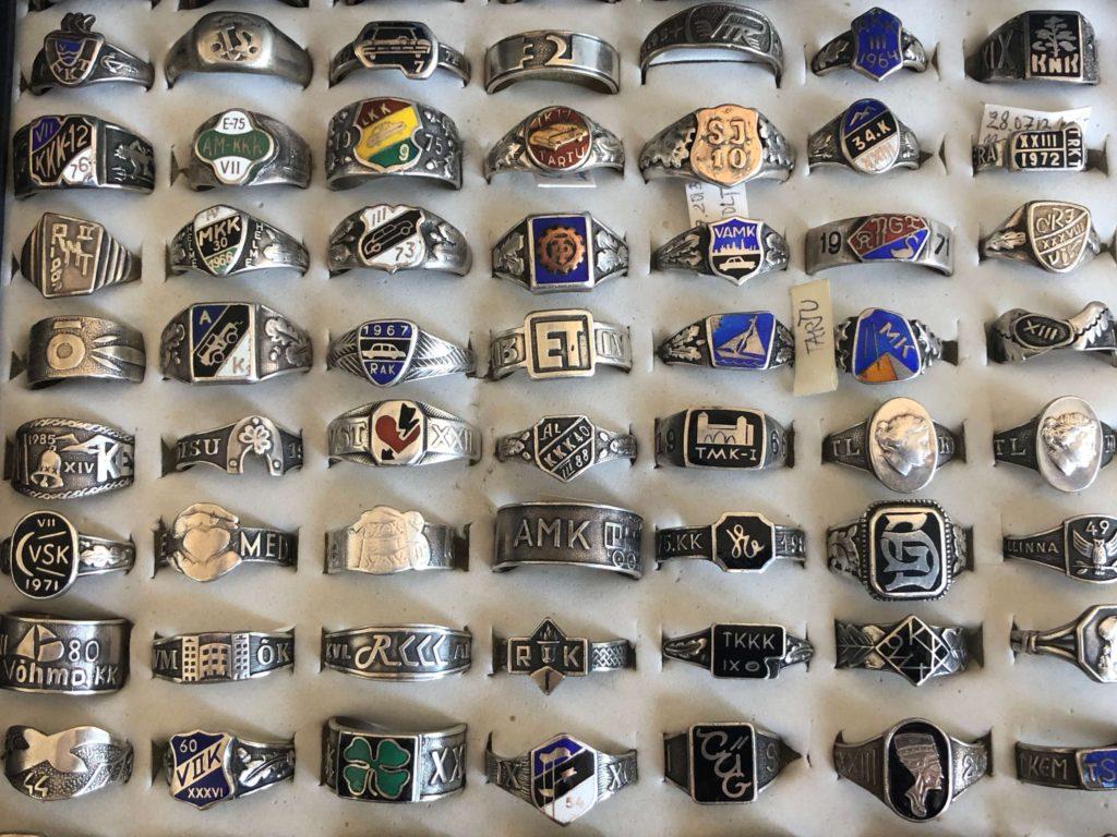 Выпускные кольца