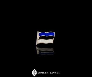 rinnamärgid-eesti lipp