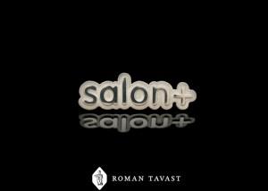 Salon+ rinnamärk