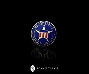 US Secret Service rinnamärk