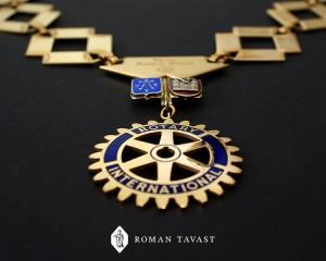 Rotary klubi ametikett